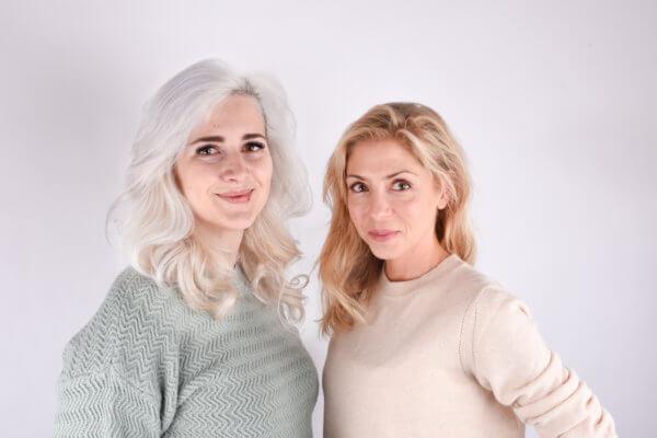 Lisa Peer und Lisa Grießer