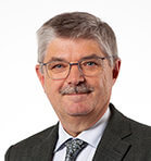Spartenobmann Industrie Hermann Lindner