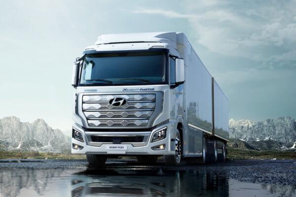 Projekt Wasserstoff Hyundai