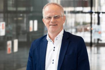 Max Kloger, Spartenobmann Industrie