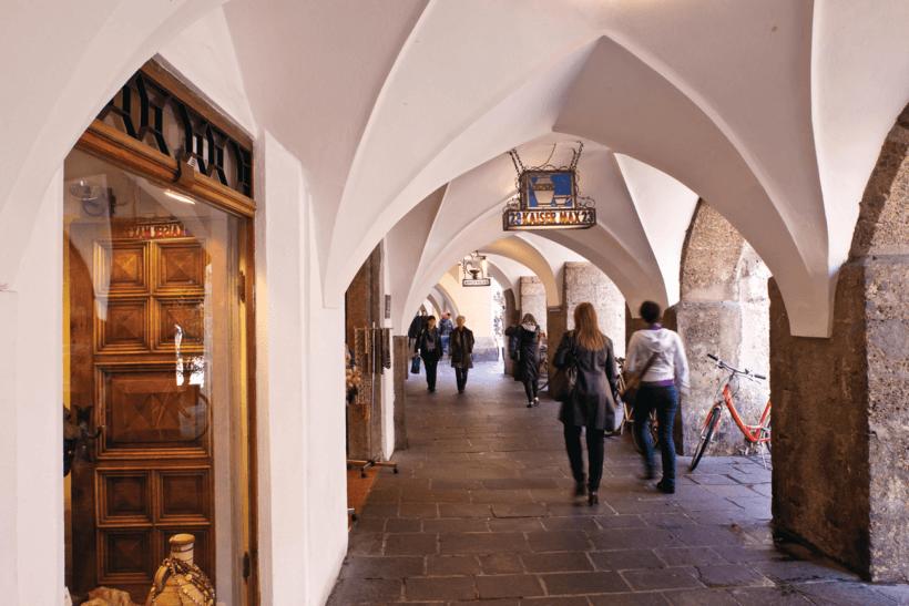 Stationärer Handel Innsbruck
