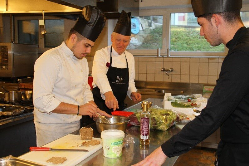 Atract - Küchencoaching