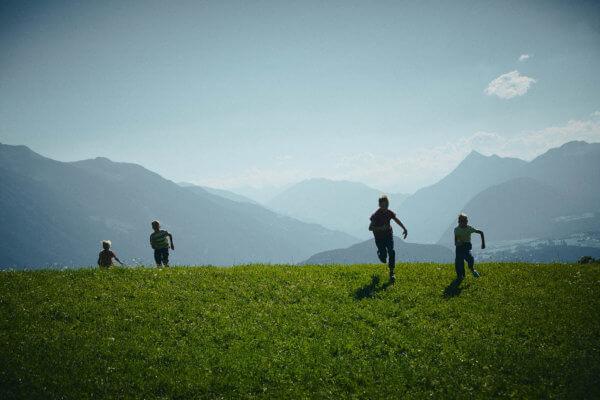 Tourismus: Bild zur Kampagne der Tirol Werbung