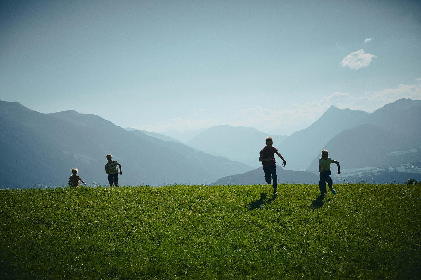 Sommertourismus: Bild zur Kampagne der Tirol Werbung