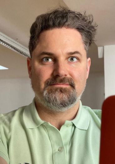 Christoph Sitar, Geschäftsführer Mediasquad