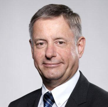 Helmut Troger, Obmann der Fachgruppe Holzindustrie