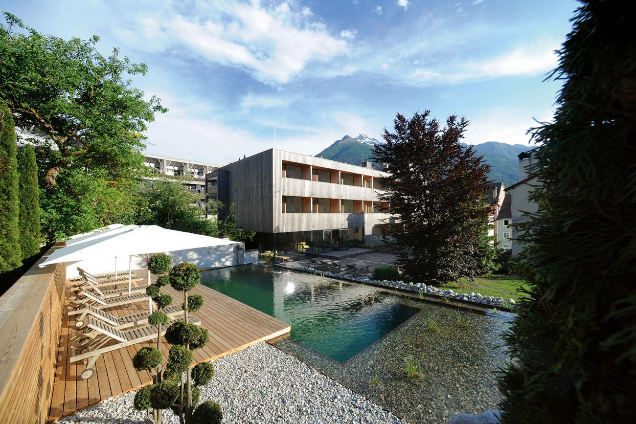 Osttirol baut auf: Das Hotel Hinteregger hat bereits in einen umfangreichen Umbau investiert.