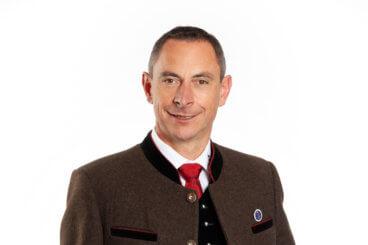 Simon Kathrein, Landesinnungsmeister Holzbau
