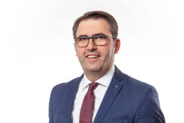 Anton Rieder, WK-Vizepräsident und Landesinnungsmeister Bau