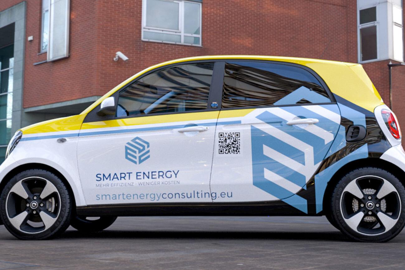 E-Mobilitätsberatung. Das Unternehmern Smart Energy bietet einen 360-Grad-Beratungsansatz im Energiebereich.