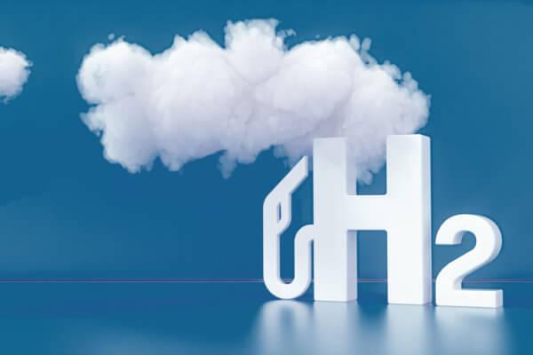 H2 - symbolisch für Klimaneutralität