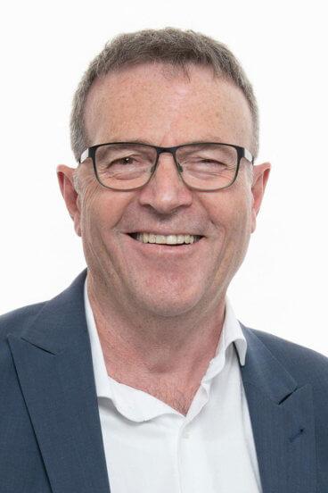Jörg Ackermann, Präsident des Schweizer Fördervereins H2 Mobilität