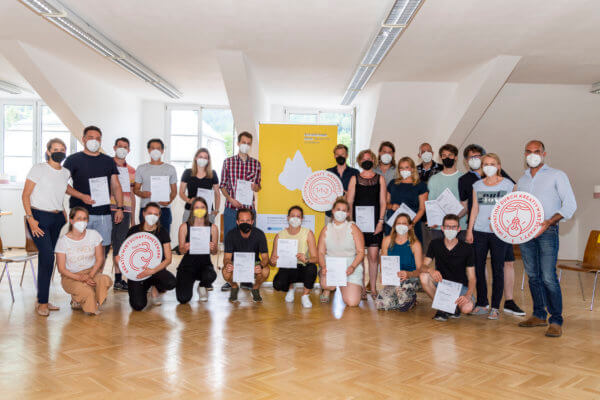 Kreative Inputs, neue Perspektiven und ein wertvolles Netzwerk für Tiroler Kreativschaffende beim C hoch 3 Coaching.