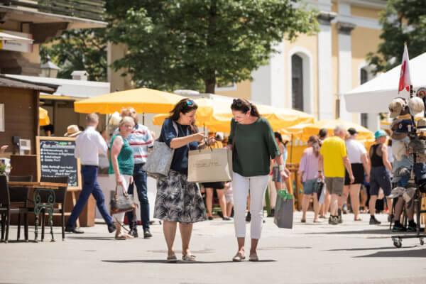 Das Ortsmarketing hat frischen Wind in die Gemeinde St. Johann gebracht.