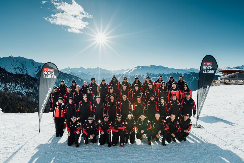 Team Hochzeiger Bergbahnen
