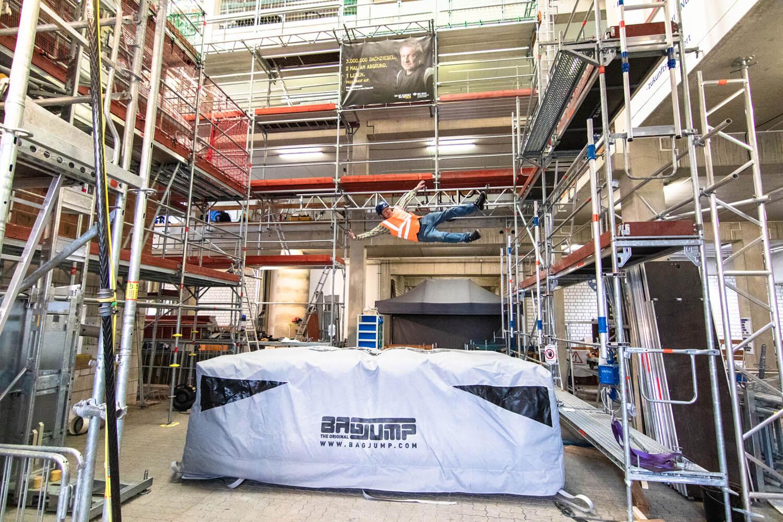 Künftig soll das Arbeiten auf Baustellen noch sicherer gestaltet werden.
