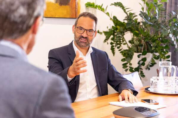 Interview Mit WK-Präsident Christoph Walser zur Wirtschaft Tirols