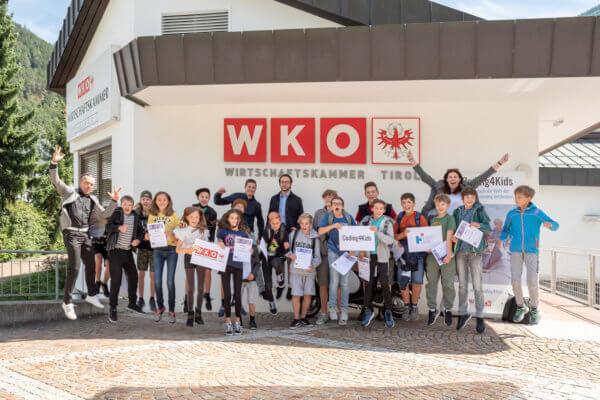 Coding4Kids in der WK-Bezirksstelle Landeck