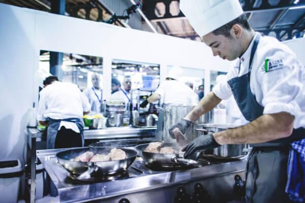 Gastronomie in Tirol: Michael Ploner ist einer der jungen Tiroler Köche, die mit ihrem Können für Furore sorgen.