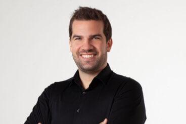 Dominik Jenewein, Landesvorsitzender der Jungen Wirtschaft Tirol