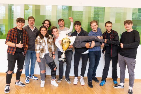 Die Lehrlinge waren begeistert von der diesjährigen IT-Sommerakademie am WIFI Tirol.